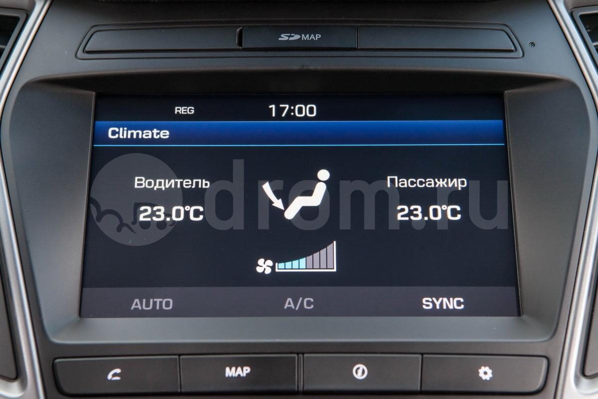 Двухзонный климат-контроль: да