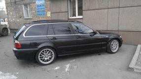 BMW 3-Series 2003 отзыв владельца | Дата публикации: 17.05.2016