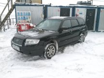 Subaru Forester 2006 отзыв владельца | Дата публикации: 05.10.2016