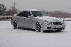 Mercedes-Benz E-Class 2007 отзыв владельца | Дата публикации: 28.06.2016