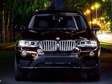 BMW X3 2016 - отзыв владельца
