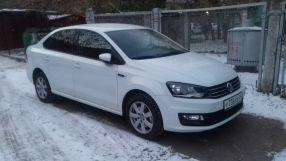 Volkswagen Polo 2016 отзыв владельца   Дата публикации: 28.10.2016