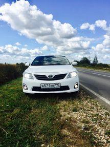 Toyota Corolla 2012 отзыв владельца | Дата публикации: 03.11.2016