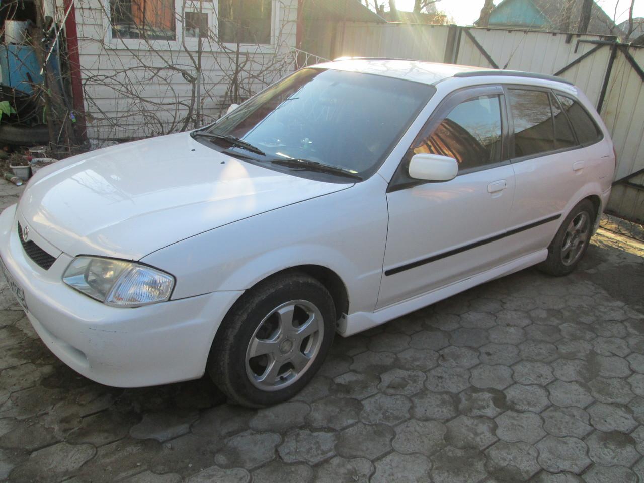 тех хар-ки автоmazda familia s-wagon