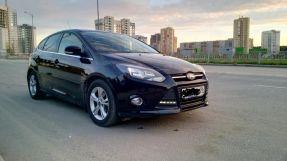 Ford Focus 2012 отзыв владельца   Дата публикации: 25.11.2016