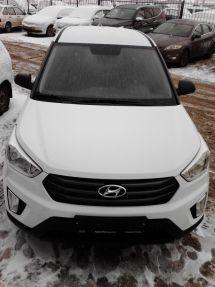Hyundai Creta 2016 отзыв владельца | Дата публикации: 29.11.2016