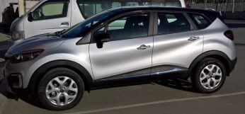 Renault Kaptur 2016 отзыв владельца | Дата публикации: 30.11.2016
