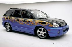 Hyundai Santa Fe Classic 2008 отзыв владельца | Дата публикации: 28.08.2015