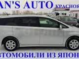 Красноярск Тойота Виш 2012