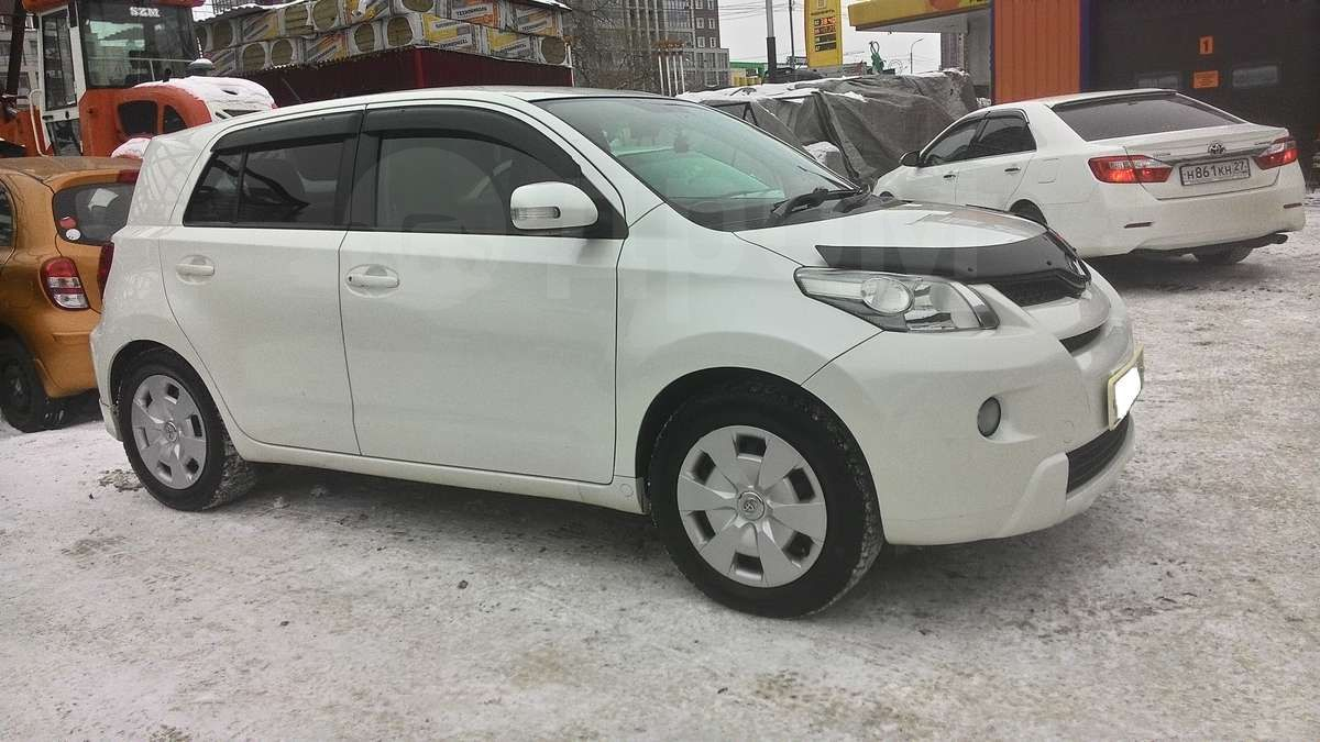 toyota ist 1.5 at 2010 г.