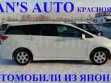 Красноярск Тойота Виш 2011