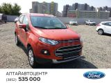 Барнаул Форд ЭкоСпорт 2016