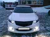 Барнаул Хонда Аккорд 2008
