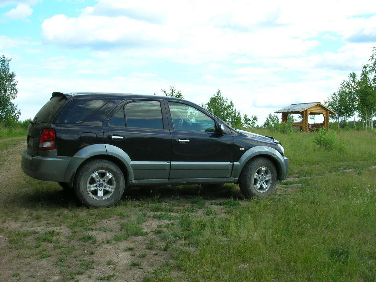фото киа соренто 2003 года 2.5 дизель