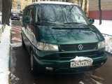 Москва Мультивен 2001