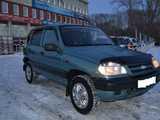 Барнаул Шевроле Нива 2006