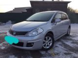 Иркутск Nissan Tiida 2010