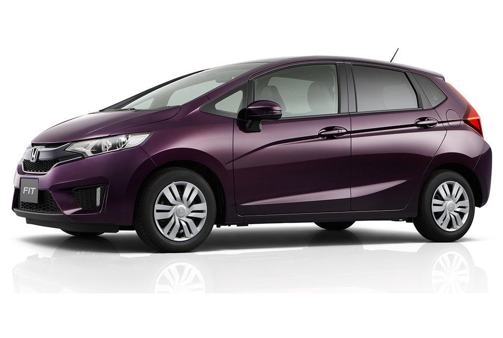 honda city fit тех данные