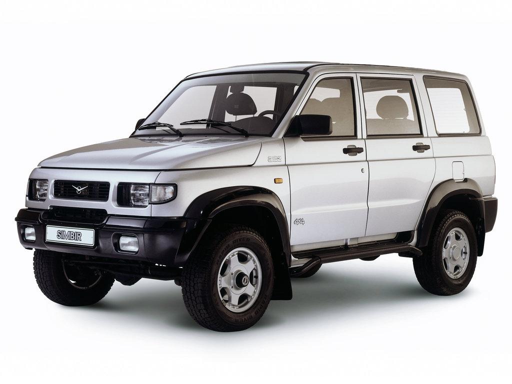 УАЗ Симбир 2000, 2001, 2002, 2003, 2004, suv, 1 поколение ...