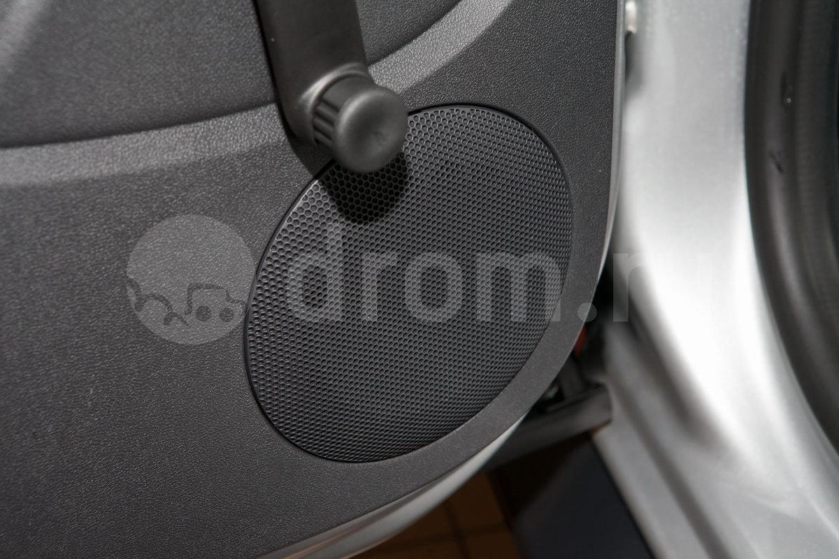Дополнительное оборудование аудиосистемы: USB, AUX