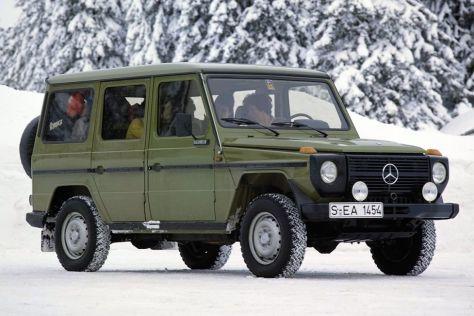 С 1979 года завод в австрийском городе Грац выпустил около четверти миллиона Mercedes-Benz G-Class.