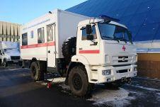 Пресс-служба «КАМАЗа» со ссылкой на магаданского дилера сообщила, что на автомобиль есть потенциальные покупатели из самого Магадана и соседних регионов. Уже оформлен заказ на 7 машин скорой помощи КАМАЗ-43502.