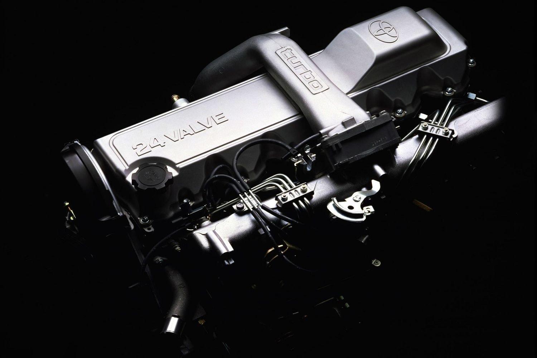 двигатель 1hz схема