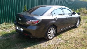 Mazda Mazda6 2010 отзыв владельца | Дата публикации: 23.12.2016
