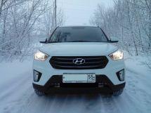Hyundai Creta 2016 отзыв владельца | Дата публикации: 17.12.2016