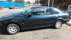 BMW 5-Series 2002 отзыв владельца   Дата публикации: 26.10.2016