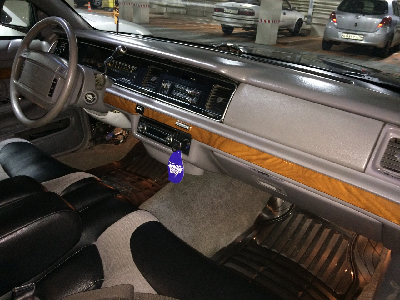 схема отсека двигателя форд мондео-1 1993г.в