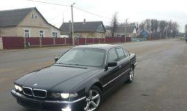 BMW 7-Series 2001 отзыв владельца | Дата публикации: 03.12.2016