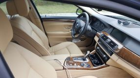 BMW 5-Series 2011 отзыв владельца | Дата публикации: 04.12.2016