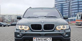 BMW X5 2006 отзыв владельца | Дата публикации: 05.12.2016