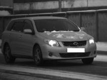 Toyota Corolla Fielder 2009 отзыв владельца | Дата публикации: 06.12.2016