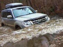 Mitsubishi Pajero 2011 отзыв владельца | Дата публикации: 07.12.2016