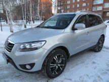 Hyundai Santa Fe 2010 отзыв владельца | Дата публикации: 09.12.2016