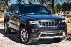 Jeep Grand Cherokee 2014 отзыв владельца | Дата публикации: 09.12.2016