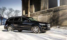 Audi Q7 2006 отзыв владельца | Дата публикации: 10.12.2016