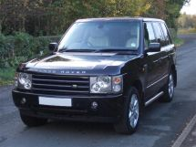 Land Rover Range Rover 2003 отзыв владельца   Дата публикации: 12.12.2016