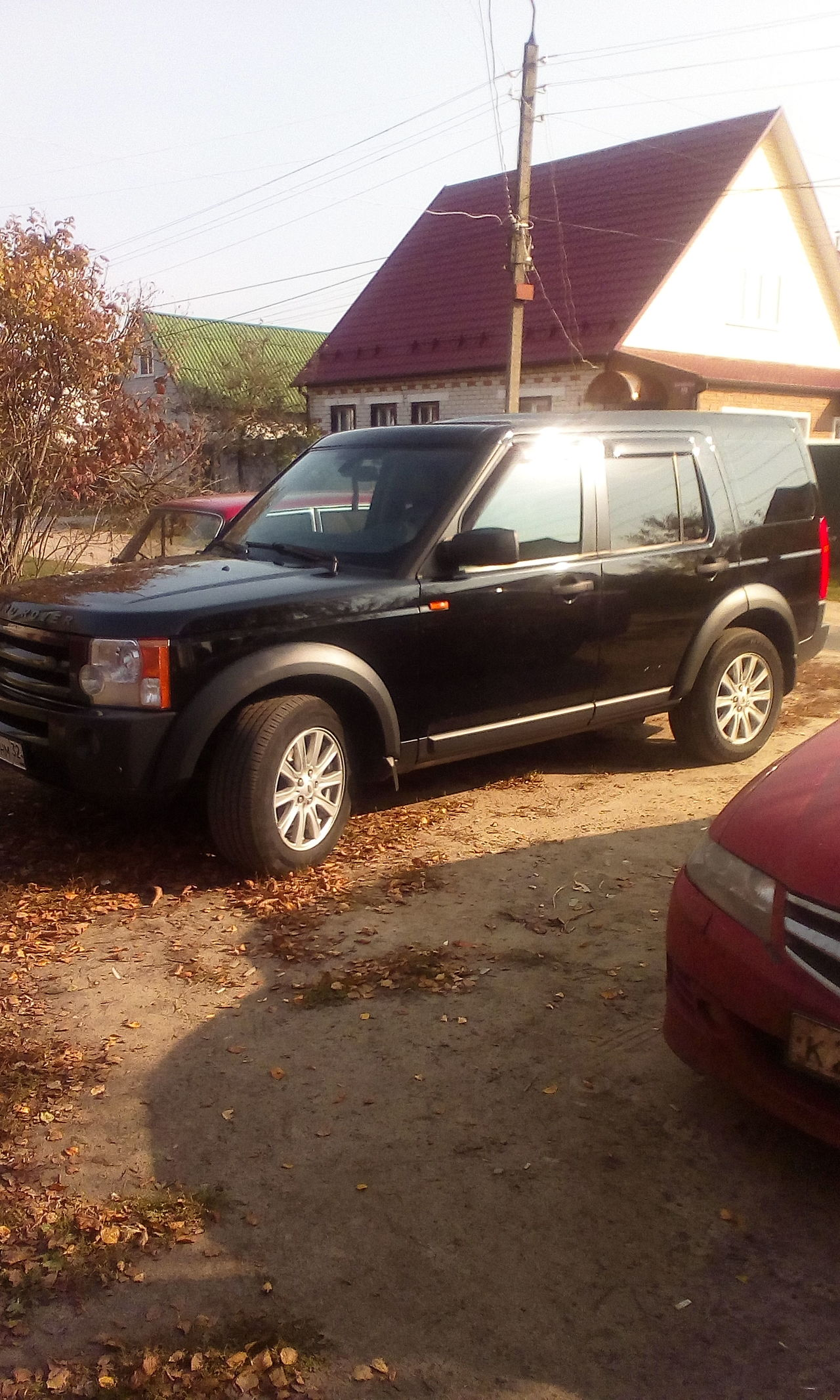 land rover discovery 1994 инструкция
