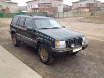 Jeep Grand Cherokee 1994 отзыв владельца | Дата публикации: 22.12.2016