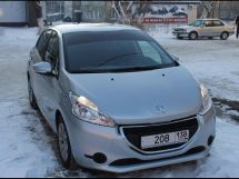 Peugeot 208 2014 отзыв владельца   Дата публикации: 05.01.2015