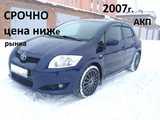 Омск Toyota Auris 2007