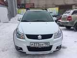 Новосибирск Сузуки SX4 2011