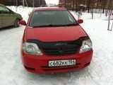 Новосибирск Тойота Аллекс 2001
