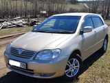 Иркутск Тойота Аллекс 2001