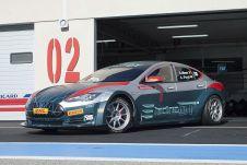 Спортивная Tesla Model S будет участвовать в кольцевом чемпионате Electric GT.