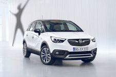 Opel Crossland X построен на разработанной совместно с PSA платформе.
