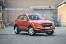 Продажи FAW X40 на внутреннем рынке начнутся в марте.